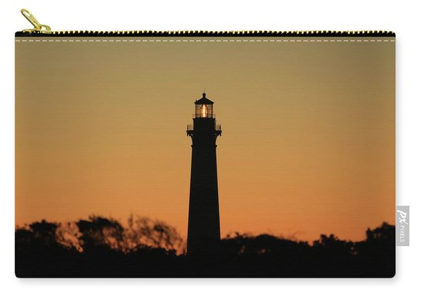 Bodie Light At Sunset Carry-all Pouch