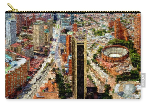 Bogota Colombia Carry-all Pouch