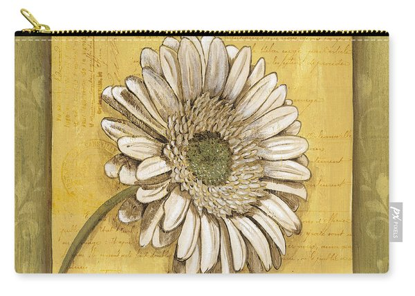 Bohemian Daisy 1 Carry-all Pouch