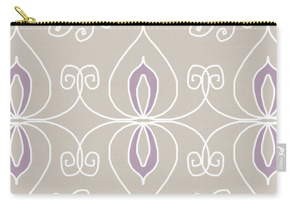 Boho Ornamental 4- Art By Linda Woods Carry-all Pouch
