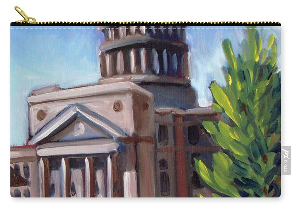 Boise Capitol Building 01 Carry-all Pouch