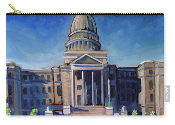 Boise Capitol Building 02 Carry-all Pouch