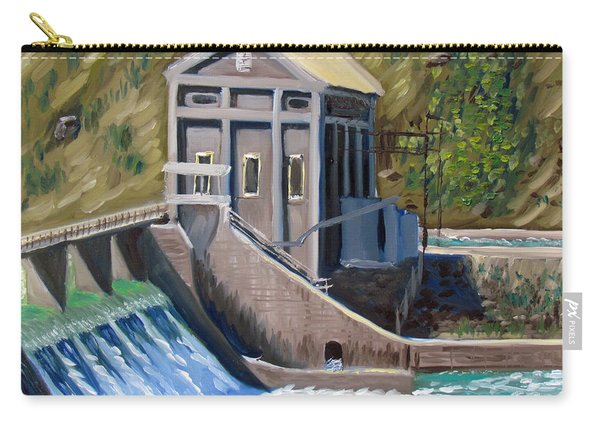 Boise Diversion Dam Carry-all Pouch
