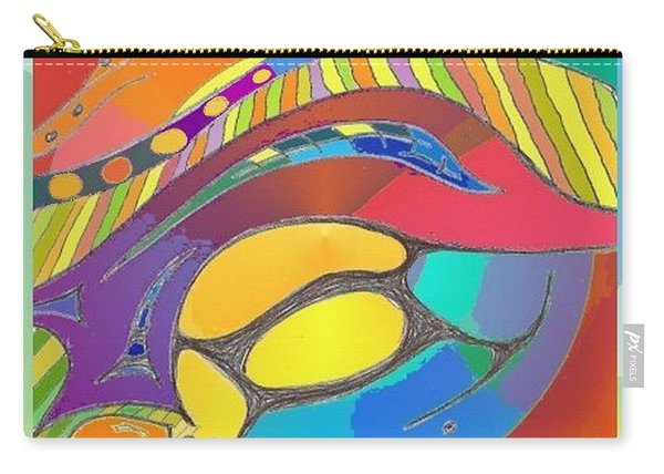 Bold Organic - Life Is Bright With Variety Carry-all Pouch