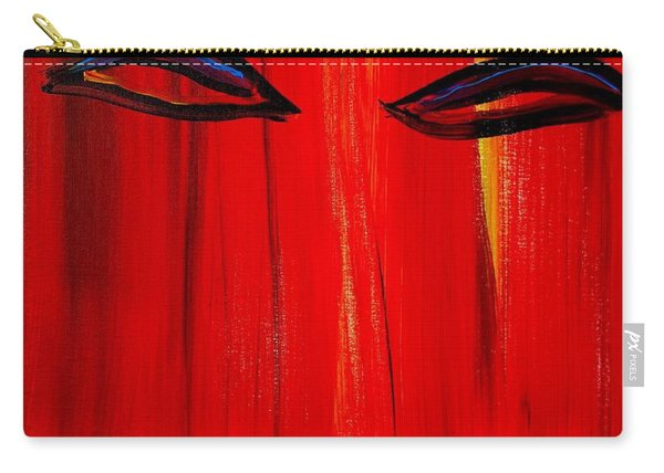 Bollywood Eyes Carry-all Pouch
