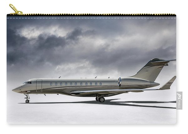 Bombardier Global 5000 Carry-all Pouch