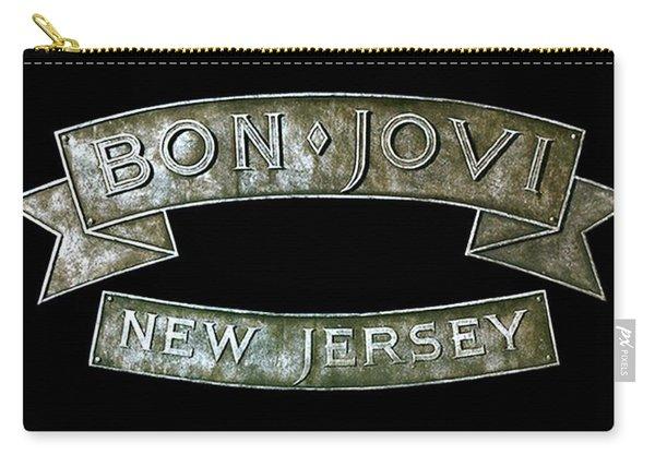 Bon Jovi New Jersey Carry-all Pouch