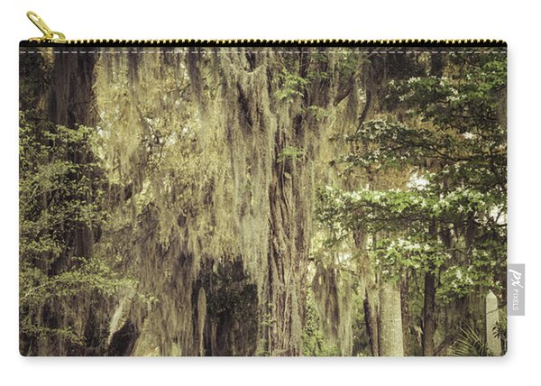 Bonaventure Cemetery Lane Carry-all Pouch