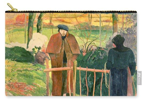 Bonjour Monsieur Gauguin Carry-all Pouch