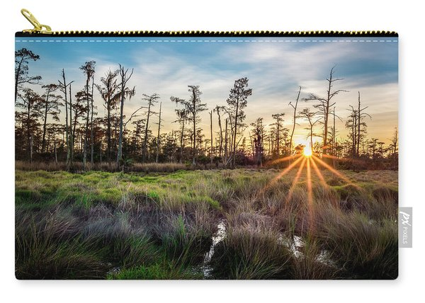 Bonnet Carre Sunset Carry-all Pouch
