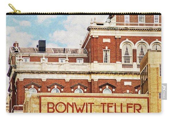 Bonwit Teller Carry-all Pouch