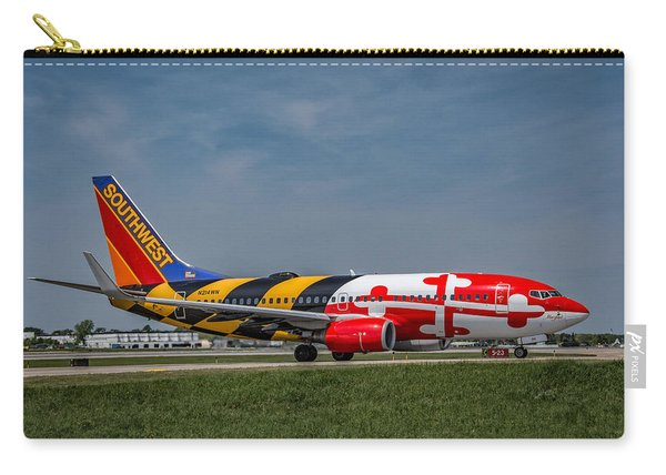 Boeing 737 Maryland Carry-all Pouch