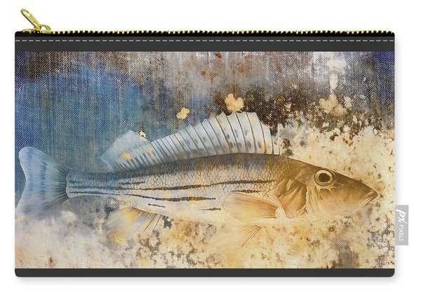 Book Of Fish Collage Carry-all Pouch