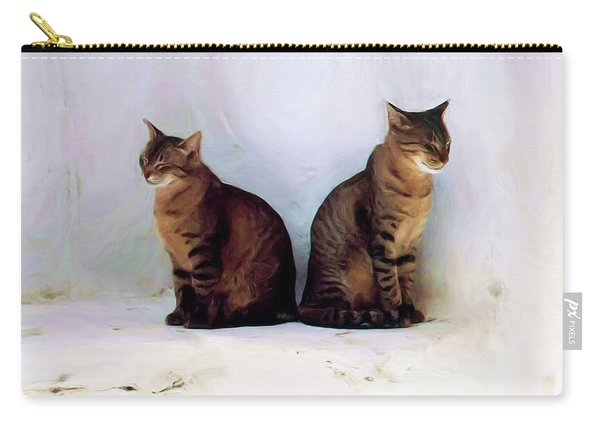 Bookends - Rdw250805 Carry-all Pouch