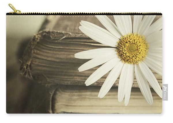 Bookmarked Carry-all Pouch