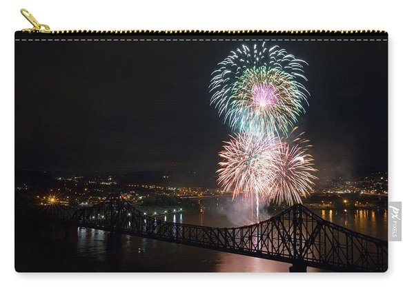 Beaver County Fireworks 3 Carry-all Pouch