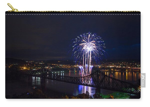 Fireworks In Beaver County  Carry-all Pouch