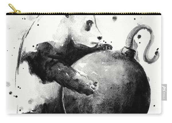 Boom Panda Carry-all Pouch