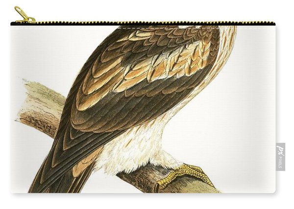 Booted Eagle Carry-all Pouch