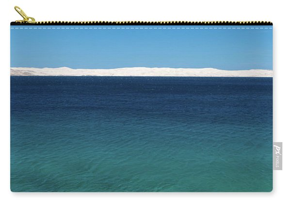 Bora In Velebit Kanal I Carry-all Pouch