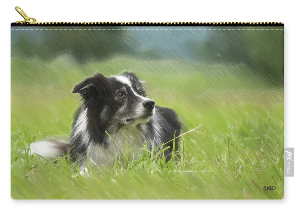 Border Collie - Dwp2189332 Carry-all Pouch