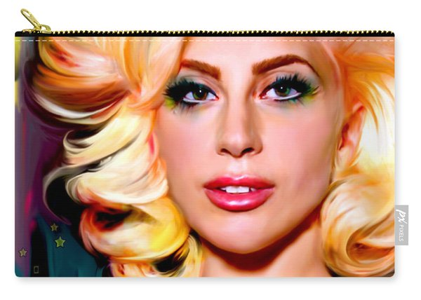 Born This Way, Lady Gaga Carry-all Pouch