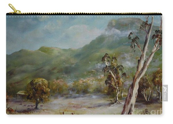 Boronia Peak Carry-all Pouch