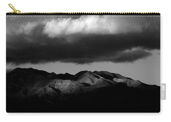 Borrego Clouds Carry-all Pouch