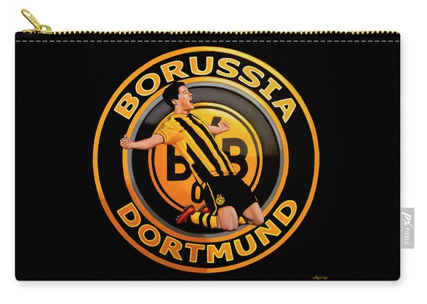 Borussia Dortmund Painting Carry-all Pouch