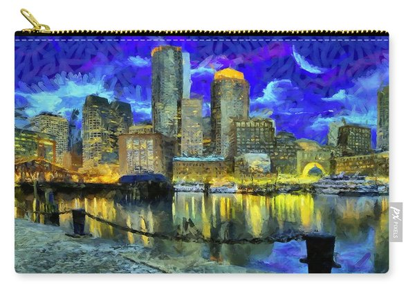 Boston 1 Carry-all Pouch