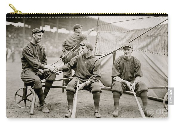 Boston Baseball Players   Gowdy, Tyler, Connolly Carry-all Pouch