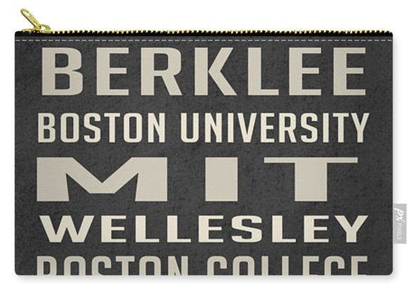 Boston Collegetown Carry-all Pouch