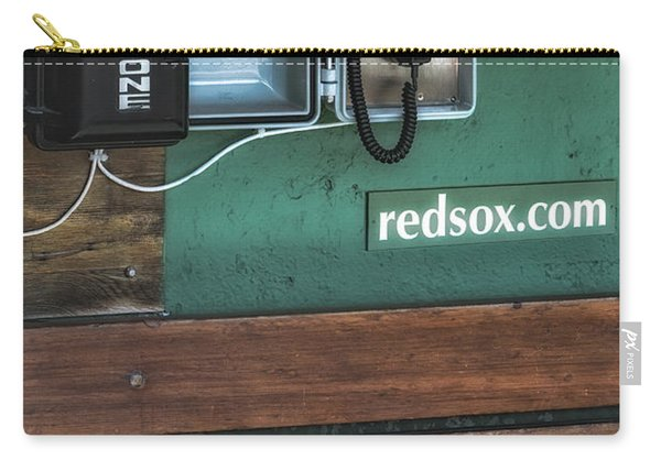 Boston Red Sox Dugout Telephone Carry-all Pouch