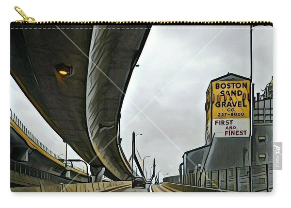 Boston Sand And Gravel  Carry-all Pouch