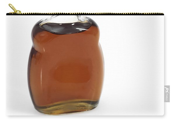 Bottle Of Maple Syrup Carry-all Pouch