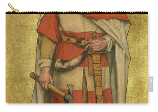 Baldwin Vii Of Flanders Carry-all Pouch