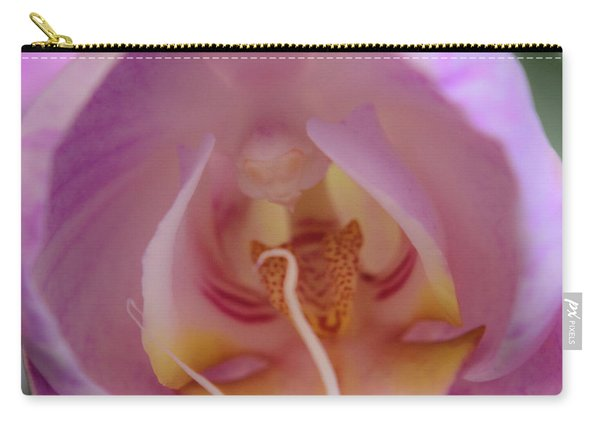 Boudoir Orchid Carry-all Pouch