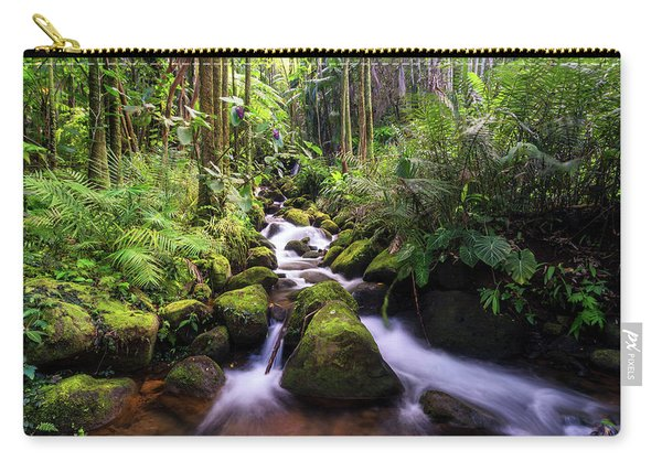 Boulder Creek Falls Carry-all Pouch