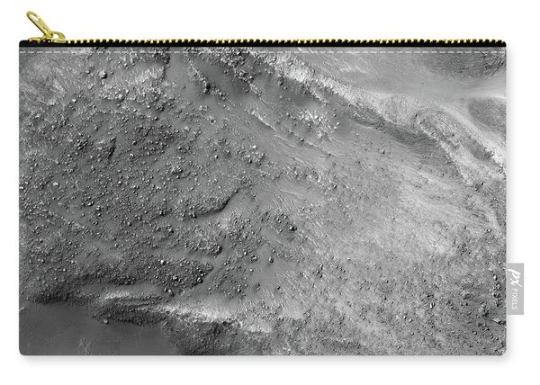 Boulders On A Martian Landslide Carry-all Pouch