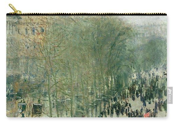 Boulevard Des Capucines Carry-all Pouch