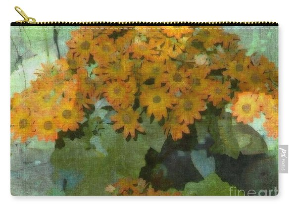 Bouquet Of Sunshine Carry-all Pouch