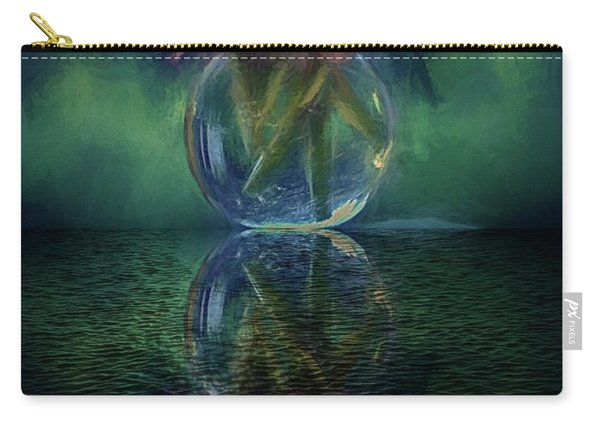 Bouquet Reflected Carry-all Pouch