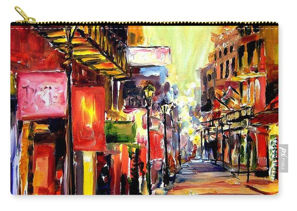Bourbon Street Dazzle Carry-all Pouch