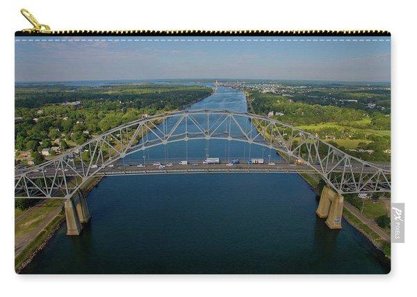 Bourne Bridge, Ma Carry-all Pouch