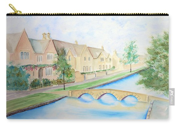 Bourton Village Carry-all Pouch