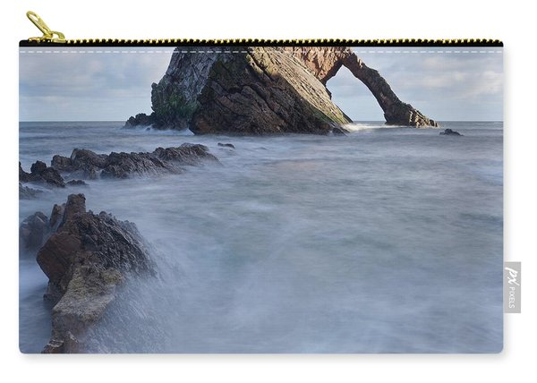 Bow Fiddle Rock Carry-all Pouch