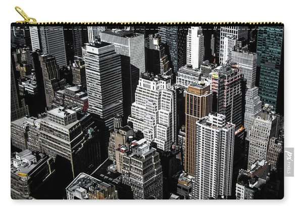 Boxes Of Manhattan Carry-all Pouch