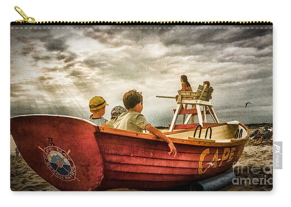 Boys Of Summer Cape May New Jersey Carry-all Pouch