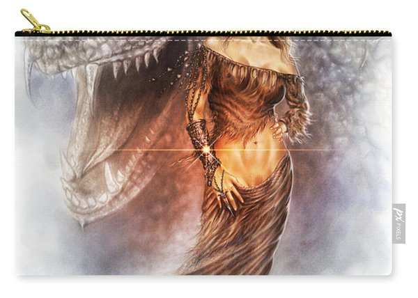 Bracelet Of Power Carry-all Pouch