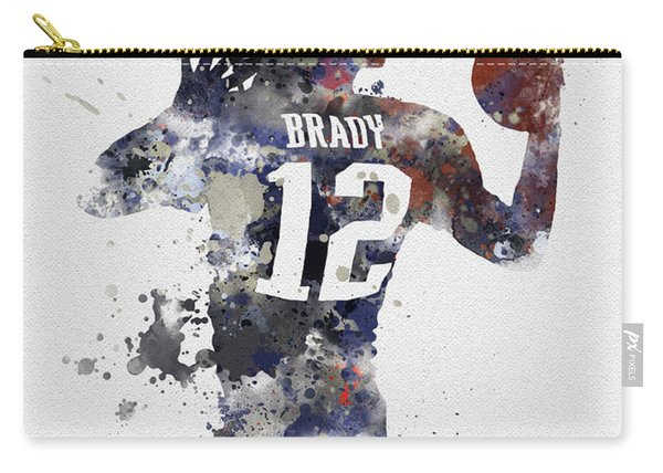 Brady Carry-all Pouch